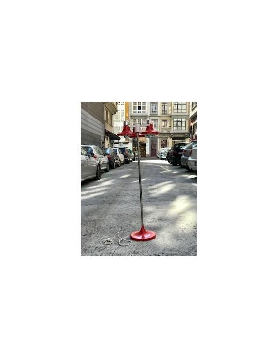 Lámpara de pie años 70