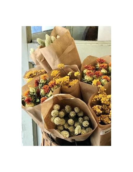 Bouquets florales.
