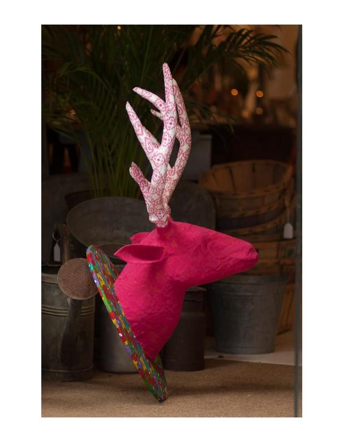 Cabeza de ciervo decorativa for Cabeza de ciervo