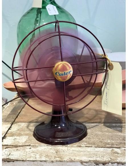 Ventilador de bakelita art decó años 40