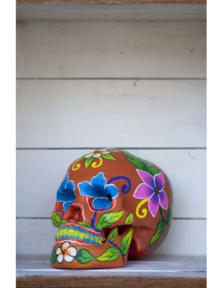 Calaveras decorativas