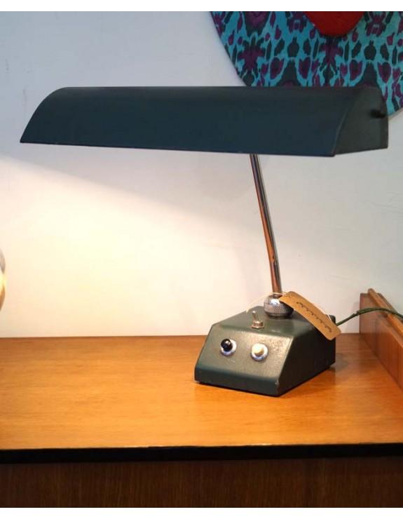 Lámpara de despacho años 50